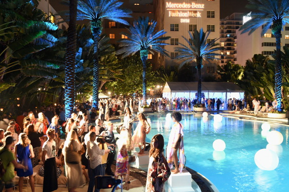 Mercedes-Benz Fashion Week Swim 2015 - Celebrating 10 Years Opening Party